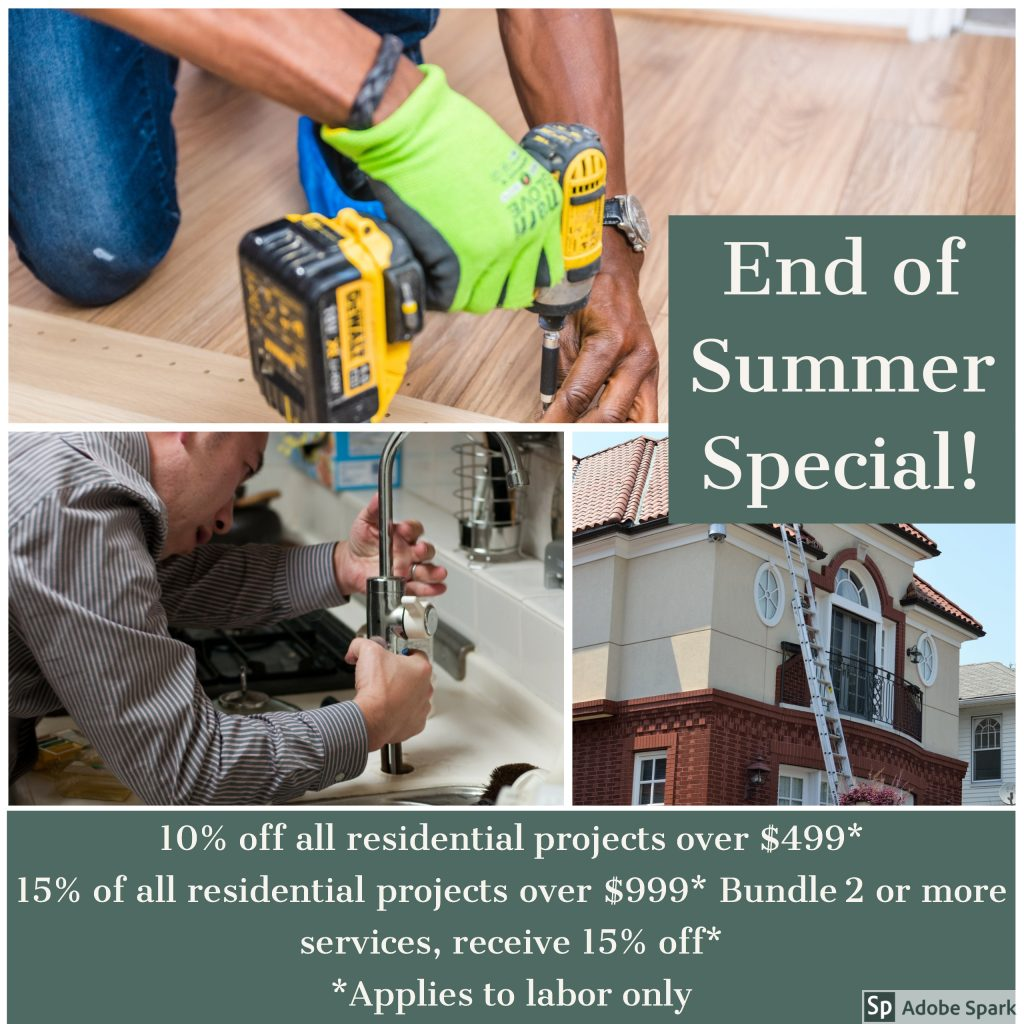 Save $ on your projects